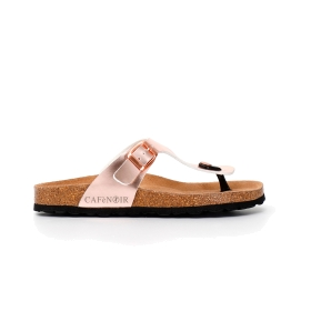 I Bambini delle Fate: Faux leather flip-flops