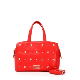 Multi-studded bowling bag