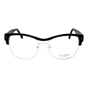 Metal and acetate glasses with an underground look