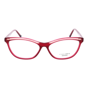 Eyeglasses with jewelled metal inserts