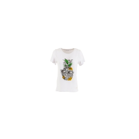 Pineapple and sunglasses t-shirt