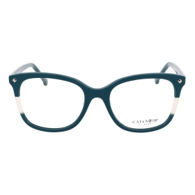 Acetate eyeglasses with metal embellishments