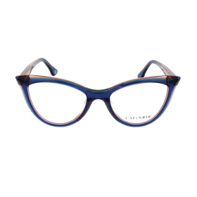 Cat-eye acetate eyeglasses