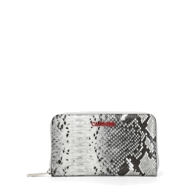 Python print wallet with contrast colour interior