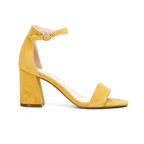 Special Price: Suede heeled sandals