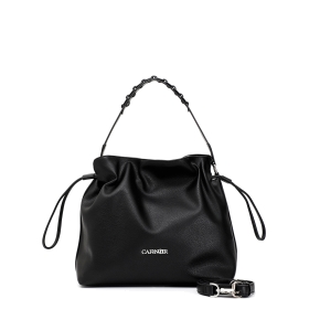 Tote bag with chain strap